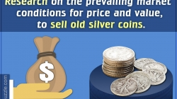 Our Easy Step-by-step Guide on How to Sell Old Silver Coins