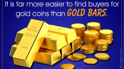 Gold Coins Vs. Bars: Which of These is the Better Way to Invest?